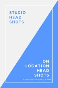 Studio head shots vs on location head shots (1)