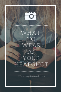 What to wear to your headshot (2)